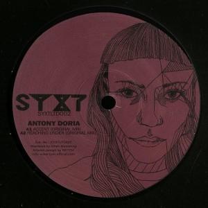 Antony Doria - SYXTLTD 002 (Back)