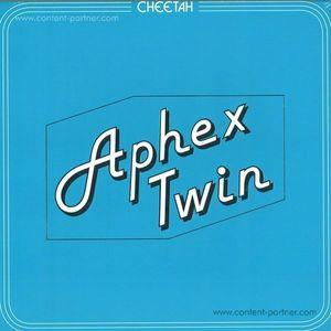 Aphex Twin - Cheetah EP (12''+MP3)