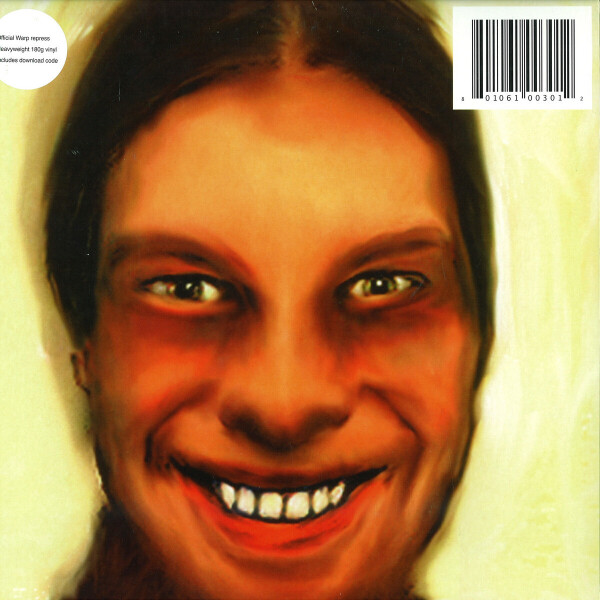 Aphex Twin - I Care Because You Do (180g 2LP+MP3)
