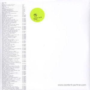 Aphex Twin - Syro (3LP Gatefold+MP3)