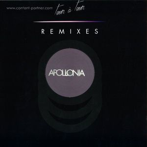 Apollonia - Remixes By Jovonn, Mike Shannon, Hold Youthì