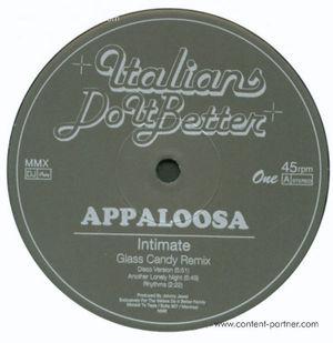 Appaloosa - Intimate (Glass Candy rmx)