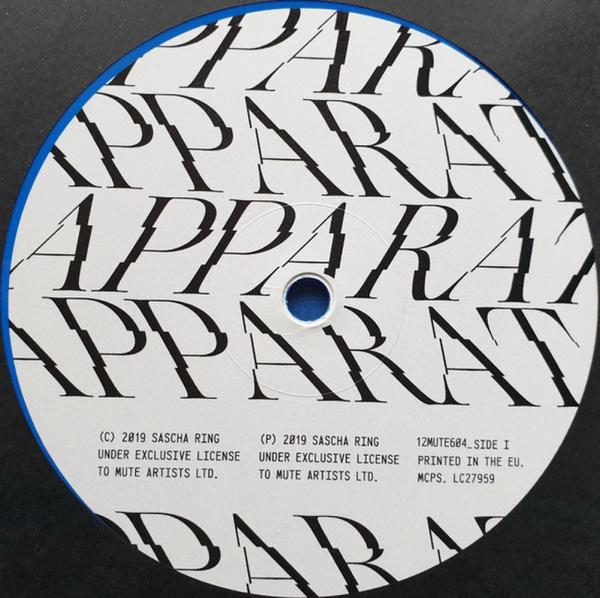 "Apparat - LP5_RMXS (12"" EP) (Back)"