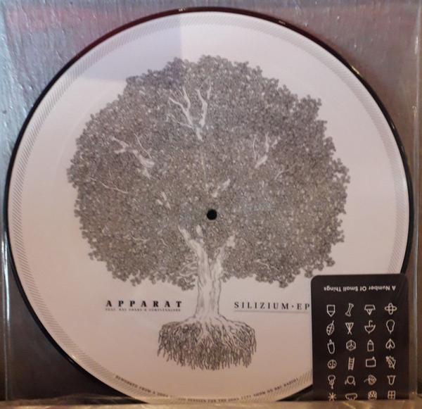 Apparat - Silizium EP (Ltd. Picture Disc)