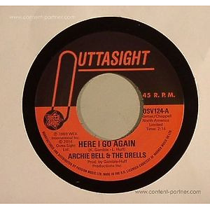 Archie Bell & The Drells - Here I Go Again / Tighten Up