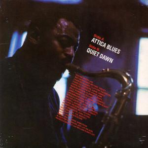 Archie Shepp - Attica Blues / Quiet Blues (7
