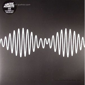 Arctic Monkeys - AM (Vinyl+MP3)