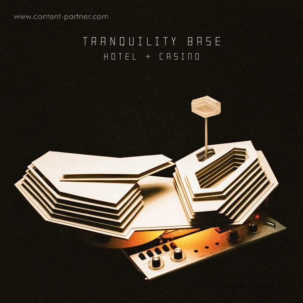 Arctic Monkeys - Tranquility Base Hotel & Casino (Ltd. Clear Vinyl)