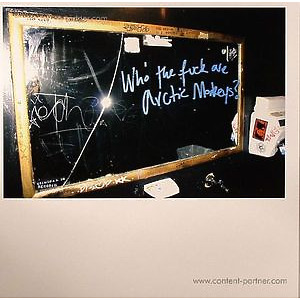 Arctic Monkeys - Who The Fuck Are Arctic Monkeys? (10''+MP3)