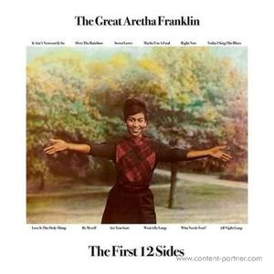 Aretha Franklin - The First 12 Sides (140g LP)