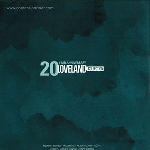 Aril Brikha, Mathew Jonson, Vince Watson - Loveland 20 Year Anniversary Collection