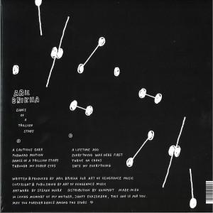 Aril Brikha - Dance Of A Trillion Stars (Back)