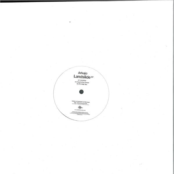 Arkajo - Landslide EP (Back)