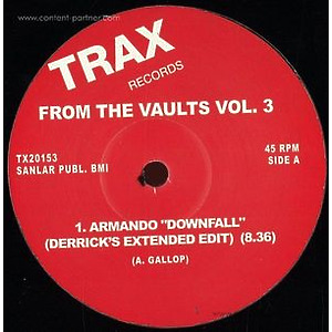 Armando - From The Vaults Vol. 3