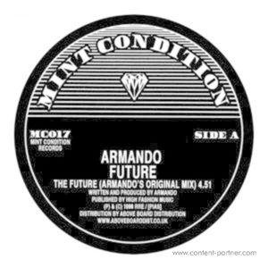 Armando - The Future (cajmere Remix)