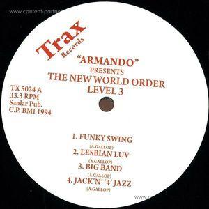 Armando - The New World Order Level 3