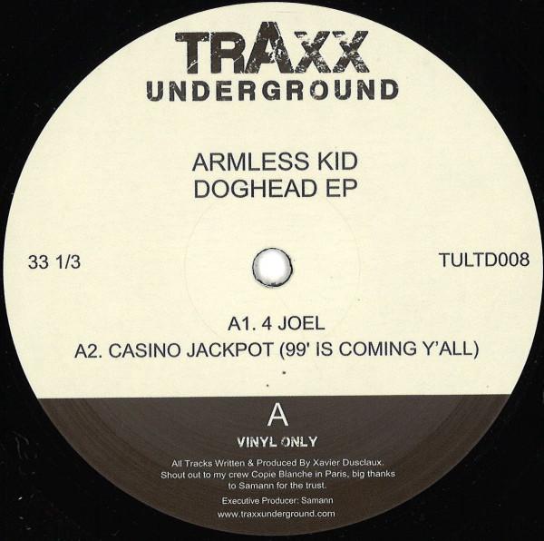 Armless Kid - Doghead EP (Vinyl Only!)