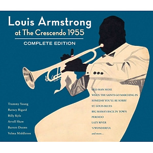 Armstrong,Louis - At The Crescendo 1955-Complete Edition