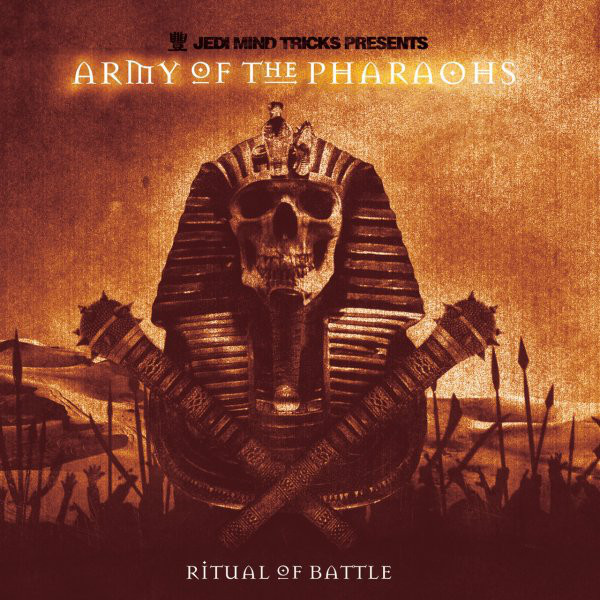 Army Of The Pharaohs - Ritual of Battle (Ltd. gold vinyl 2LP)