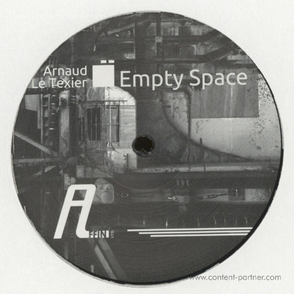 Arnaud Le Texier - Empty Space (Back)