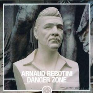 Arnaud Rebotini - Danger Zone