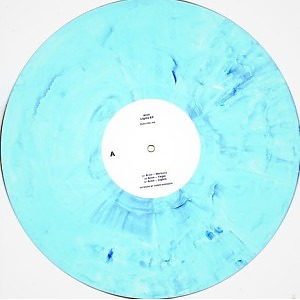 Aron - LIGHTS EP (180G BLUE WHITE MARBLED VINYL ONLY)