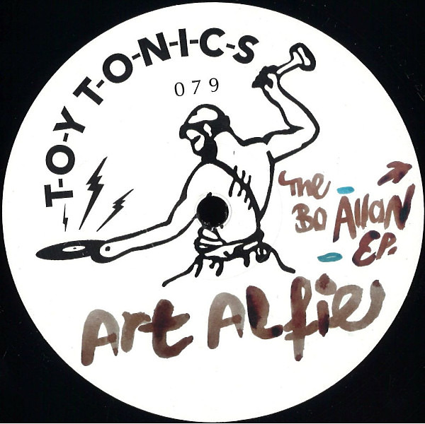Art Alfie - The Bo Allan Ep