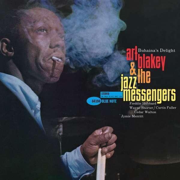 Art Blakey & The Jazz Messengers - Buhaina's Delight (LP Reissue)