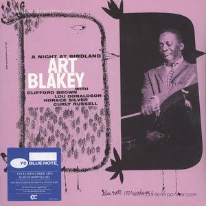 Art Blakey Quintet - A Night At Birdland, Vol. 1 (RM + DL)