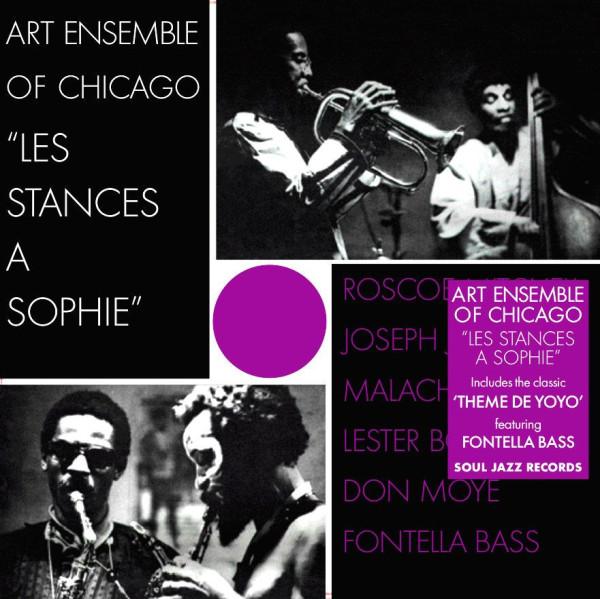 Art Ensemble Of Chicago - Les Stances A Sophie (Remastered)