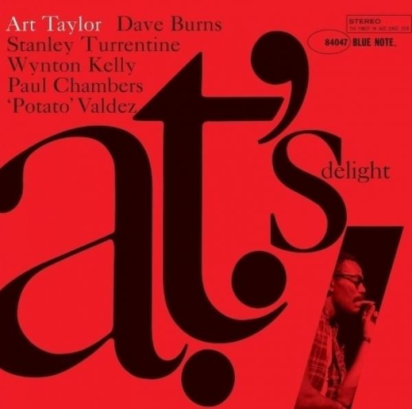 Art Taylor - A.T.'s Delight (180g Reissue)