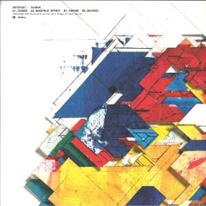Artefakt - Icarus (Back)