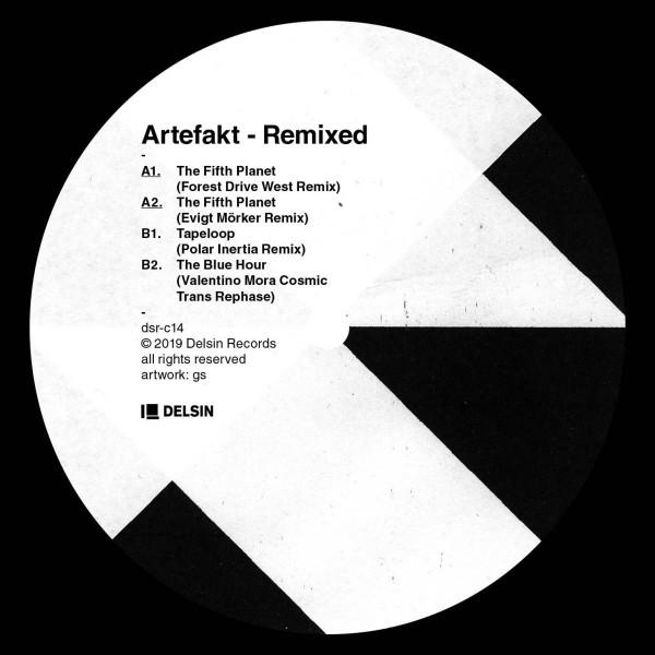 Artefakt - Remixed