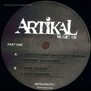 Artikal - The Compilation (Vinyl Album Sampler 1)