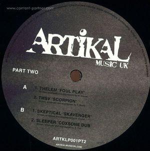Artikal - The Compilation (Vinyl Album Sampler 2)