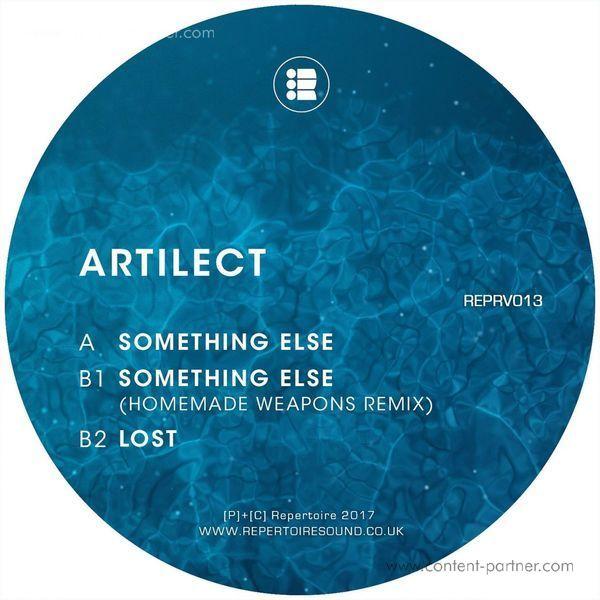 Artilect - Something Else Ep