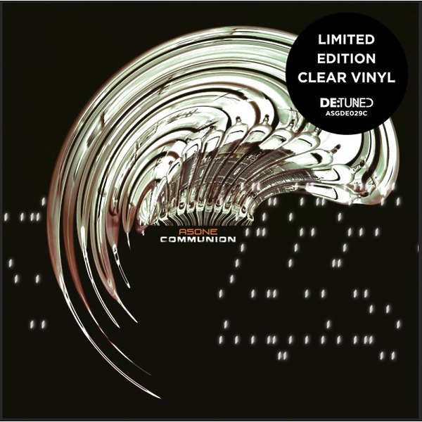 """As One """"Clear Vinyl"""" - Communion"""