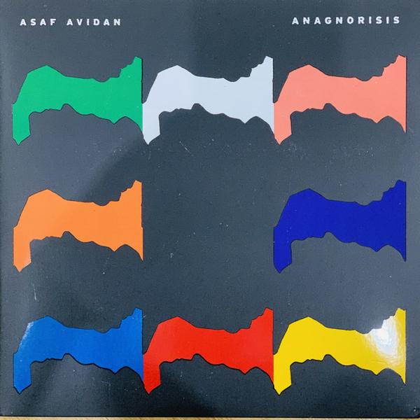 Asaf Avidan - Anagnorisis (LP)