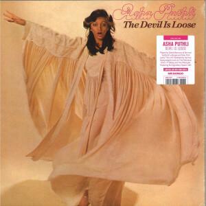 Asha Puthli - Devil is Loose (Pink Vinyl LP Reissue)