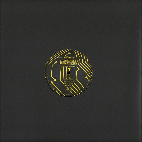 Assembler Code & Jensen Interceptor - Random Patterns EP (Back)