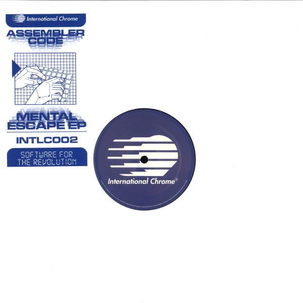 Assembler Code - Mental Escape EP