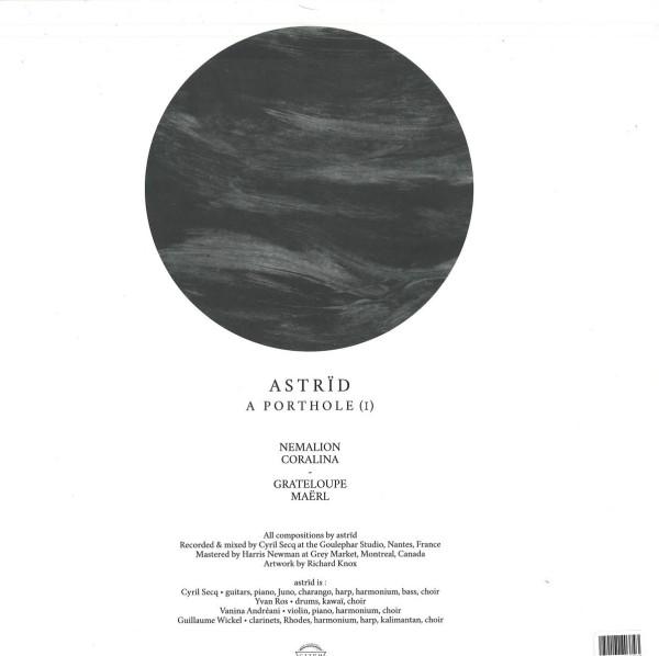 Astrïd - A Porthole (I) (Back)