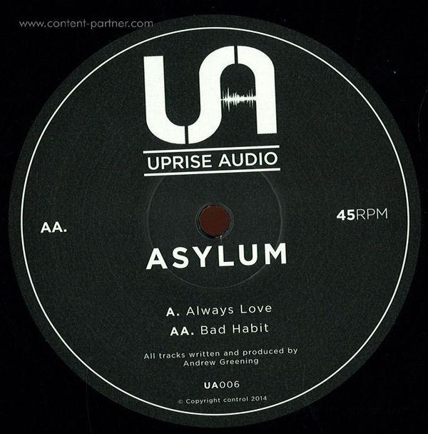 Asylum - Love Always/bad Habit
