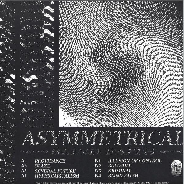 Asymmetrical - Blind Faith (Back)