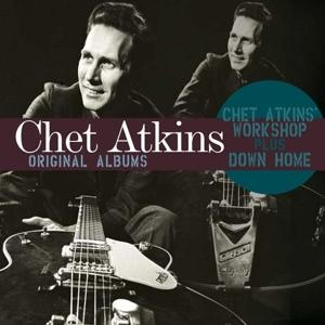 Atkins,Chet - Original Albums: Chet Atkins' Works