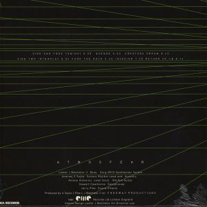 Atmosfear - En Trance (Back)