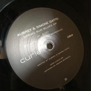 Aubrey, Simone Gatto - SPRING SUN BLUES EP