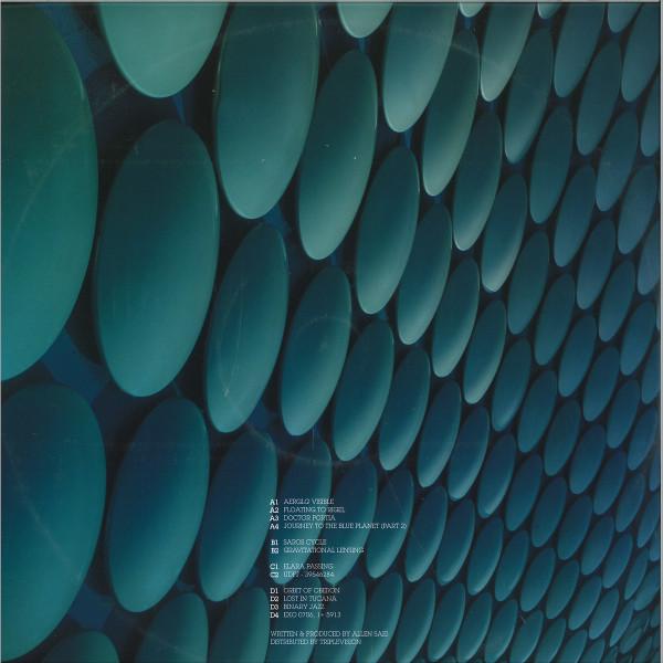 Aubrey - Gravitational Lensing (Back)