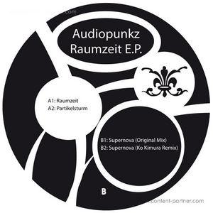Audiopunkz - Raumzeit Ep