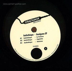 Audiotheque - Amalgame EP